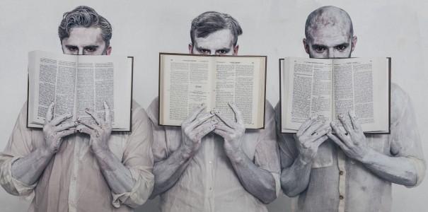 Book trio- horizontal
